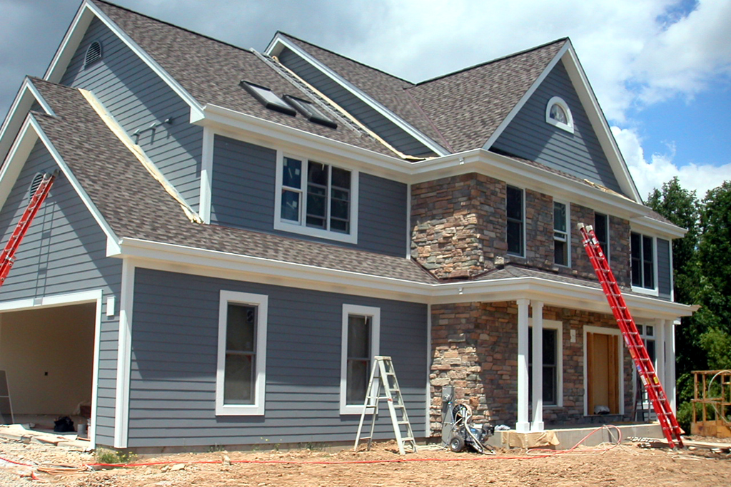Why Should You Go With Vinyl Siding Guthrie Siding
